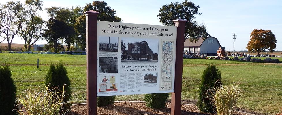 dixie history sign slider 1
